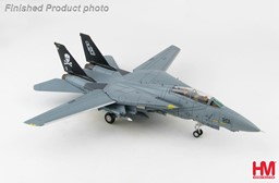 Bild von Hobbymaster F-14A Tomcat VF-84 Fighting USS Theodore Roosevelt May 1993, Metallmodell 1:72 HA5229