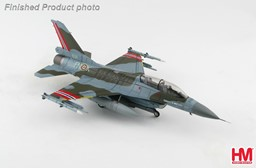 Bild von F-16BM Falcon Royal Norwegian Air Force 2019 Metallmodell 1:72 Hobby Master HA3898