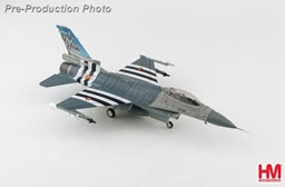 Bild von F-16AM Falcon Belgian Air Force 2019 75 Years D-Day Metallmodell 1:72 Hobby Master