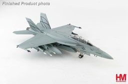 Bild von F/A-18 F Advanced Super Hornet US Navy 2013 Metalmodell 1:72 Hobby Master HA5118B