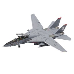 Bild von F-14A Tomcat VF-41 Black Aces Metallmodell 1:72 US Navy Calibre Models