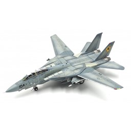 Bild von F-14 Top Gun Serie VFA-213 Tomcat Metallmodell 1:72 Calibre Wings Models