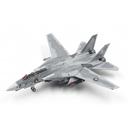 Bild von F-14S Tomcat Type Kai Monochrome Metallmodell 1:72 Calibre Wings Models