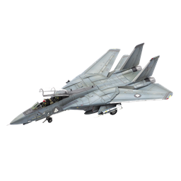 Bild von F-14 Tomcat low Visibility Metallmodell 1:72 Calibre Wings Models