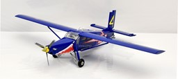 "Bild von Pilatus PC-6 Turbo Porter Austrian Air Force ""Blaue Elise"" DieCast Modell 1:72 Herpa Wings"