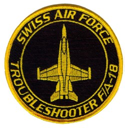 Bild von F/A-18 Troubleshooter Patch