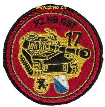 Photo de Badge Panzerhaubitzen Abteilung 17