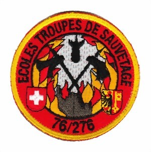 Photo de Ecoles Troupes de Sauvetage Badge