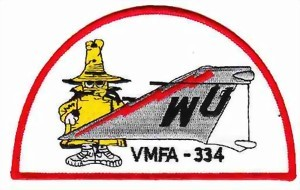 Photo de VMFA 334 Phantom Patch Badge