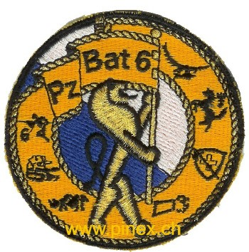 Photo de Panzerbataillon 6 Badge