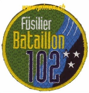 Picture of Füsilier Bataillon 102 gelb