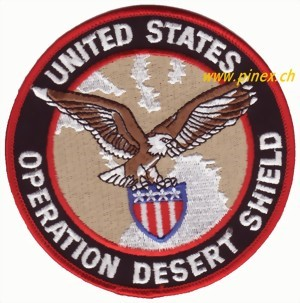 Photo de United States Operation Desert Shield