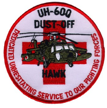 Photo de Dust Off Helicopter HU60Q