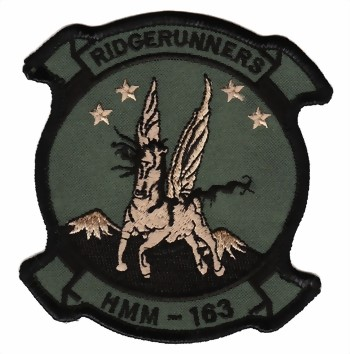Photo de HMM-163 Ridgerunners Aufnäher