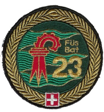 Photo de Füs Bat 23 Badge