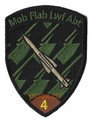 Photo de Badge Soldat d'engins guidés STINGER