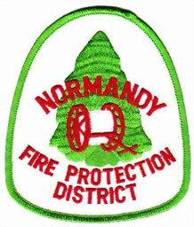 Bild von Normandy Fire Protection District Abzeichen