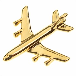 Picture of Boeing 707 Flugzeug Pin