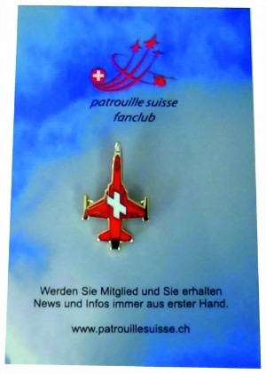 Picture of Patrouille Suisse Pins small