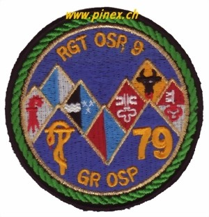 Photo de Rgt Osp 9 - 79  Rand grün