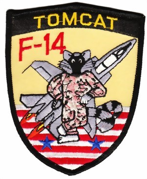 Photo de F14 Tomcat Wappen Badge