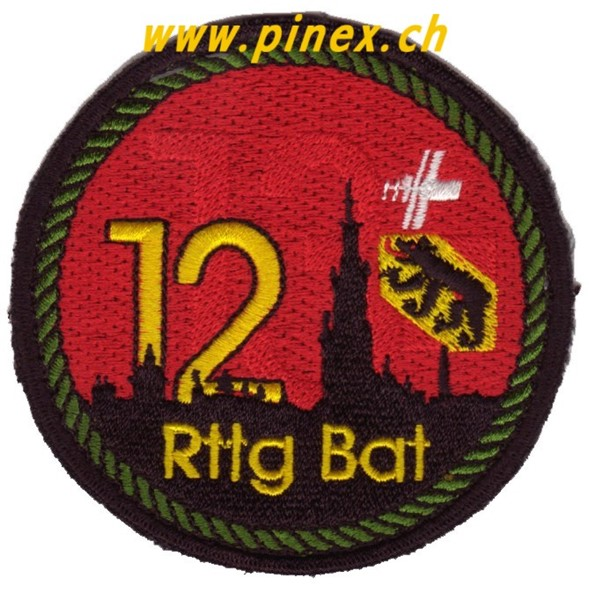 Photo de Rttg Bat 12 Rand grün