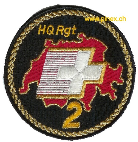 Photo de HQ Regiment 2