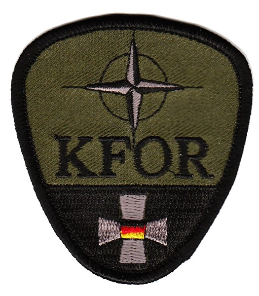 Photo de KFOR Abzeichen KFOR Patch