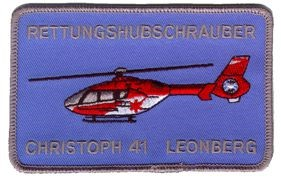 Photo de Christoph 41 LeonbergRettungshelikopter
