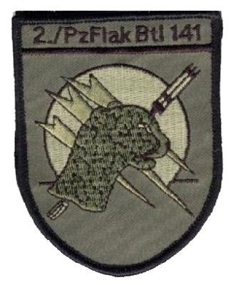Photo de Panzerflugabwehrkanonenbataillon 141