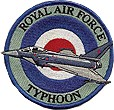 Bild von Royal Air Force Typhoon