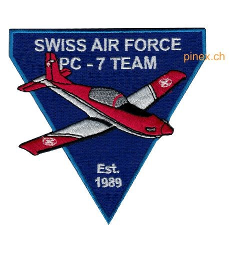 Photo de PC7 Team Est. 1989 Badge
