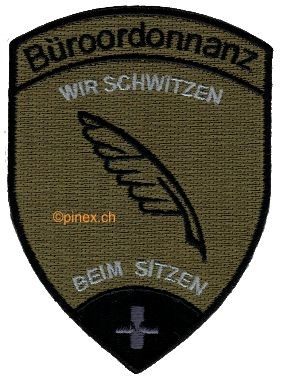 Photo de Büroordonnanz Badge Tarn