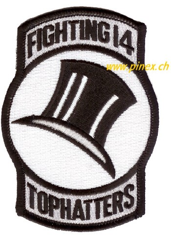 Photo de Fighting 14 Tophatters Fighting Logo