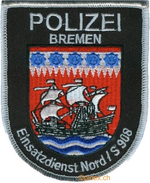 Photo de Bundespolizei Bremen Einsatzdienst Nord S908