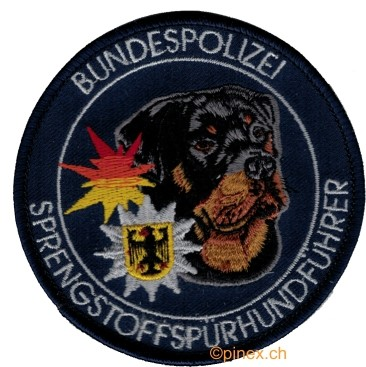 Photo de Bundespolizei Sprengstoffspürhundführer Blau