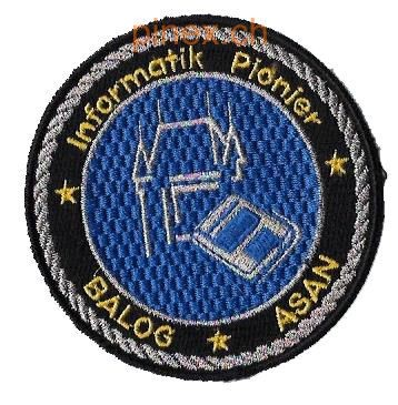 Photo de BALOG Informatik Pionier Badge