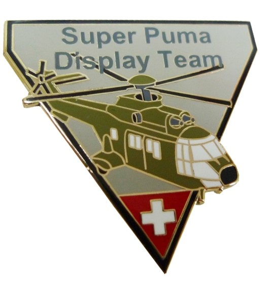 Photo de Super Puma Display Team Pin