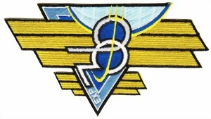 Picture of ISS Mission Badge 36 Raumstation    140mm