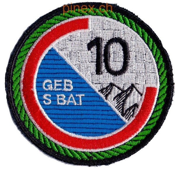 Photo de Geb S Bat 10  Rand grün