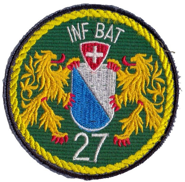 Photo de Inf Bat 27  gelb