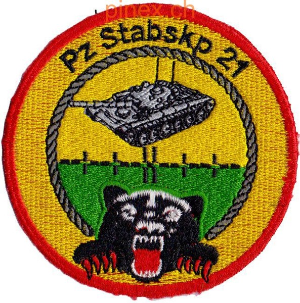 Picture of Panzer Stabskompanie 21