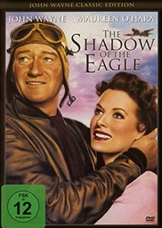 Bild von The shadow of the eagle mit John Wayne and Maureen O'Hara