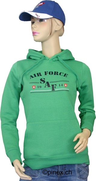 Photo de Swiss Air Force Damen Hoodie