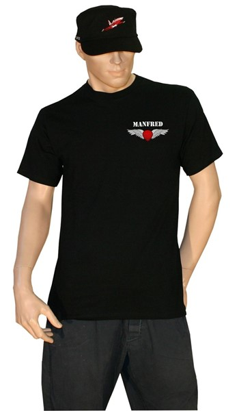 Photo de Persönliches Ballon Wing T-Shirt