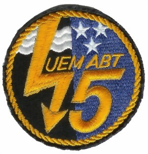 Photo de UEM ABT 5  Badge