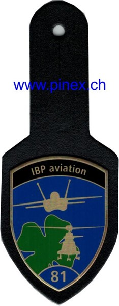 Photo de IBP Aviation 81 Brusttaschenanhänger