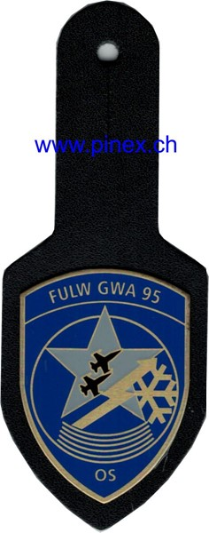 Photo de FULW GWA 95 OS Brustanhänger