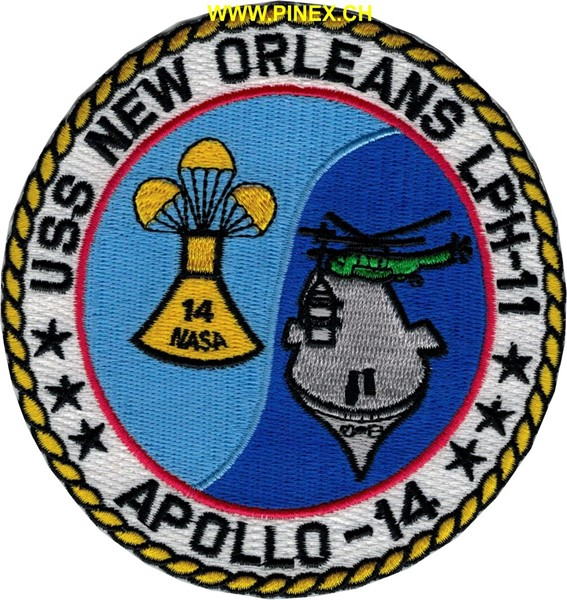 Photo de USS New Orleans LPH-11 Apollo 14