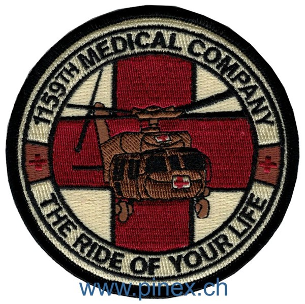 Picture of 1159th medical company patch